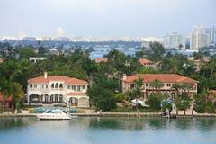 Dia de Miami, Florida Fotos de Stock