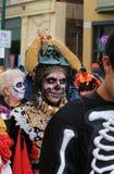 Dia de Muertos Festival Royaltyfri Bild