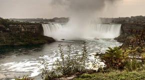 Dia de Niagara Falls Fotografia de Stock