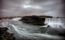Dia de Niagara Falls Imagem de Stock Royalty Free