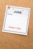 Dia de pais Fotos de Stock