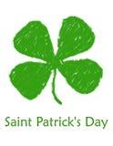 Dia de Patrick de Saint ilustração do vetor