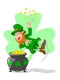 Dia de Patricks de Saint Foto de Stock Royalty Free