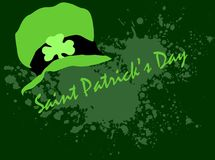 Dia de Patricks de Saint Fotografia de Stock
