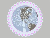 Dia de terra Pastel ilustração do vetor