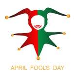 Dia de tolos de abril Fotos de Stock Royalty Free