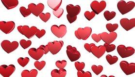 Dia de Valentim, ícone, sinal, a melhor ilustração 3D imagens de stock royalty free
