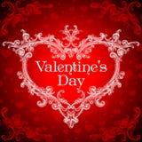 Dia de Valentim Fotografia de Stock