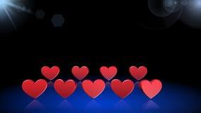 Dia de Valentim, animação, fundo filme