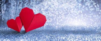 Dia de Valentim entrante fotos de stock