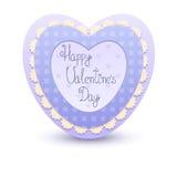 Dia de Valentim feliz Fotos de Stock