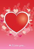 Dia de Valentineâs Foto de Stock