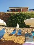 Dia de verão em Grécia Fotografia de Stock