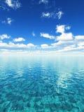Dia de verão fresco Fotografia de Stock Royalty Free