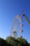 Dia de verão morno no carnaval Fotografia de Stock