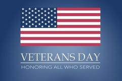 Dia de veteranos imagens de stock royalty free