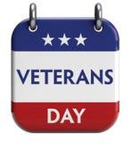Dia de veteranos Fotografia de Stock