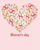 Dia de Womans Fotos de Stock