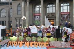 Dia Del Muertos świętowanie Zdjęcia Stock