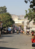 Dia a dia em Jaipur Fotografia de Stock Royalty Free