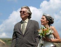 Dia do casamento Fotografia de Stock