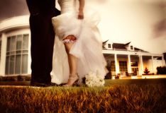 Dia do casamento Foto de Stock Royalty Free