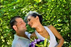 Dia do casamento Fotos de Stock Royalty Free