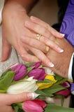 Dia do casamento Imagens de Stock Royalty Free