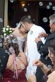 Dia do casamento Imagem de Stock Royalty Free