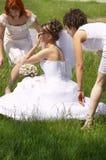 Dia do casamento fotos de stock