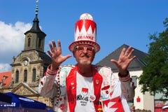 Dia do franconian em Bayreuth 2013 Imagens de Stock Royalty Free