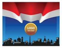 Dia do independente do indonésio Fotografia de Stock Royalty Free