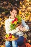 Dia do outono da ação de graças Imagem de Stock Royalty Free