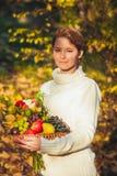 Dia do outono da ação de graças Foto de Stock Royalty Free