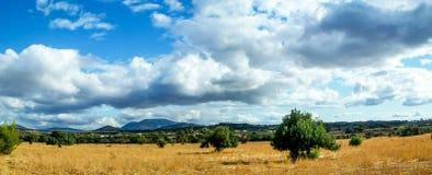 Dia do outono em Grécia Foto de Stock Royalty Free