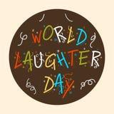 Dia do riso do mundo Imagens de Stock Royalty Free