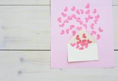 Dia do `s do Valentim Fotografia de Stock