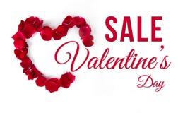 Dia do `s do Valentim Fotografia de Stock Royalty Free