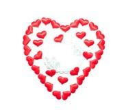 Dia do `s do Valentim dia de tudo no amor Imagens de Stock