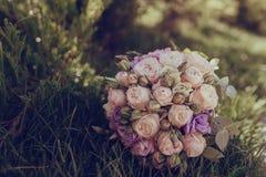 Dia do sol do casamento Imagem de Stock