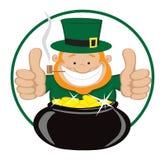 Dia do St Patrick Foto de Stock