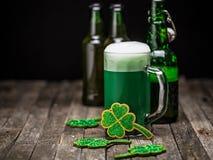 Dia do St Patrick fotos de stock royalty free
