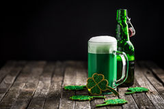 Dia do St Patrick imagem de stock royalty free