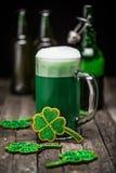 Dia do St Patrick Fotografia de Stock