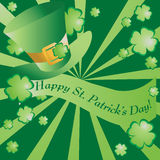 Dia do St patrick Fotografia de Stock Royalty Free