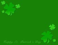 Dia do St. Patrick feliz ilustração do vetor