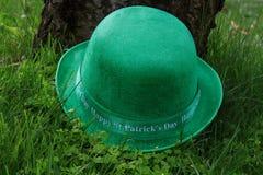 Dia do St Patrick feliz Foto de Stock Royalty Free