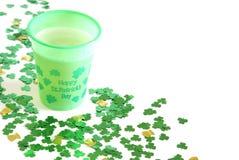 Dia do St. Patrick feliz Imagem de Stock