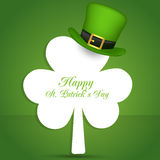 Dia do St Patrick feliz Vetor EPS 10 ilustração royalty free