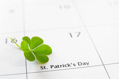 Dia do St Patricks Fotografia de Stock Royalty Free
